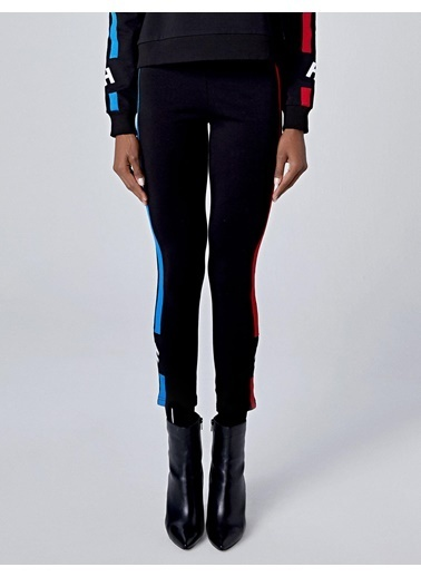 Huxel Pantolon Siyah
